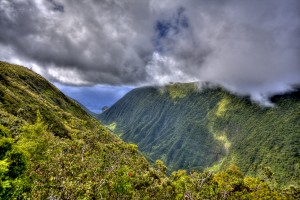 Maunahui Road Trail on Molokai